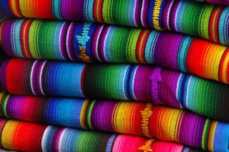 Guatemalan Blankets